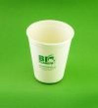 Bioplastové kelímky na horké nápoje