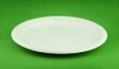 Bioplastové talíře