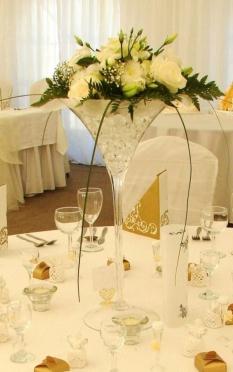 Svadobné dekorácie