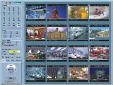 Ovládací software ST3402