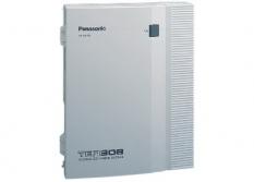 Analogová ústředna Panasonic KX-TEA308CE