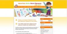 Interaktivní dynamické webové stránky pro mateřské školy