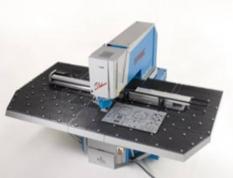 Hydraulický dierovací lis Euromac  BX 1000/50 – 2250 Cnc autoindex