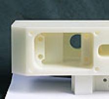 Obráběné díly z technických plastů