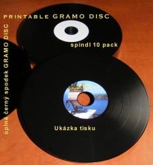 Potisk cd a dvd