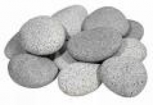 Valounky Beach Pebbles grey