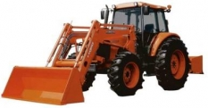 Zemědělské traktory