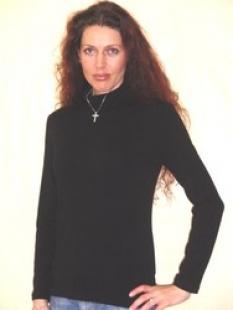 Rolák dámský dlouhý rukáv 1510144N/028