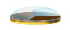 3D etikety s dvojitou vrstvou pryskyřice