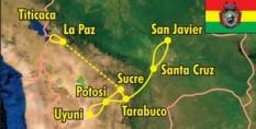 Zájezd - Krásy Bolívie