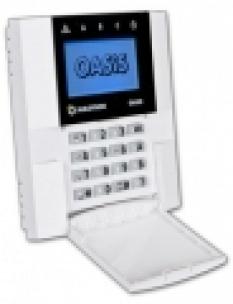 Jablotron drôtový systém klávesnice - Ja-81Ergb Oasis