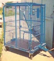 Distribučné vozíky