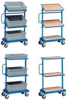 Select – vozíky