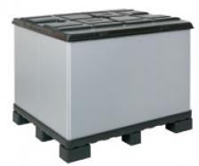 Robuprim – plastový skladací box 1200 x 1000
