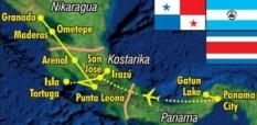 Zájezd - Perly Střední Ameriky - Panama, Kostarika a Nikaragua