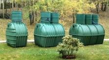 Malá domová čistiareň odpadových vôd typ Eč 6 Sbr-2