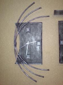 Drobné kované dárkové předměty