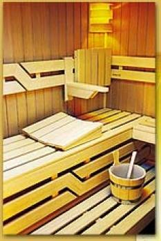 Sauny vstavané do daného priestoru