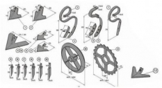 Náhradné diely kultivátory - kombinátory