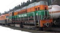 Železniční přepravy
