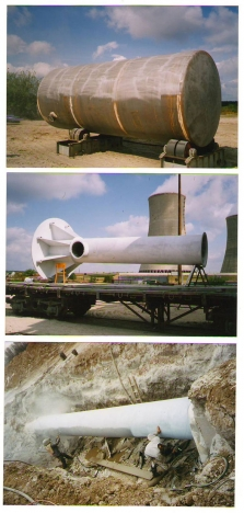Povrchová úprava kovů otryskáním a metalizací