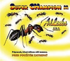 Biocídny prípravok Super Champion M