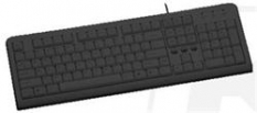 Kme 2881 čierna klávesnica Usb, Sk