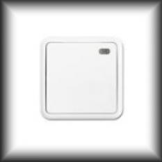 Rc-88 bezdrôtové nástenné tlačítko