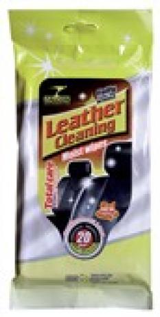 Autokosmetika - čistící ubrousky Leather Cleaning