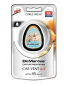 Osvěžovač vzduchu Car Vent gel Citrus Dream