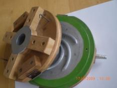 Výroba atypických a speciálních náhradních dílů pro čerpadla