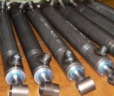 Výroba hydraulických válců