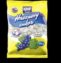 Hroznový cukor  s citrónovou príchuťou