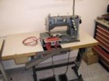 Stroj pro šití poutek Juki MFB 860