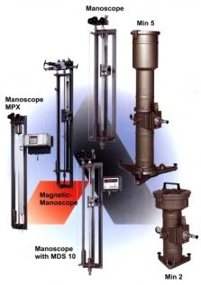 U-manometre - referenčné primárne etalóny pre merania s vysokou presnosťou