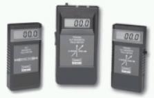 Ručné gaussmetre