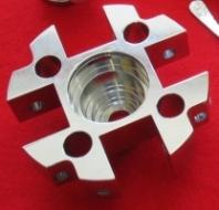 Leštenie kovov plazmou