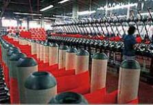 Pogumovanie v textilnom priemysle