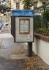 Reklamní média na telefonních kabinách