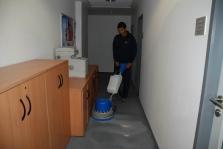 Upratovacie práce, priemyselné čistenie, likvidácia odpadov a hygienický servis