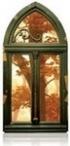Nestandardní tvary oken - Retro okno