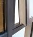 Hliníkovo - dřevěná okna