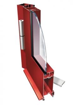 Hliníkové okná Ponzio NT50