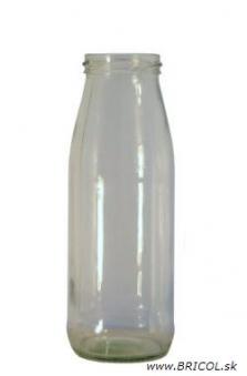 Fľaša Mlieko