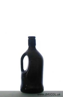 Špeciálne tvarovaná fľaša Siphon