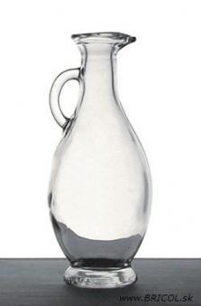 Špeciálne tvarovaná fľaša Egizia