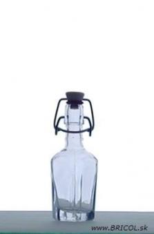 Špeciálne tvarovaná fľaša Castello