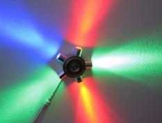 LED dekorační-nástěnné světlo 5W  (AGAWL5-5W)