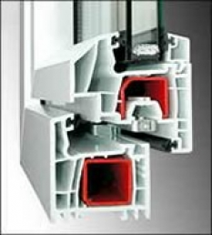 Plastová okna - Čtyřkomorový profil Standard