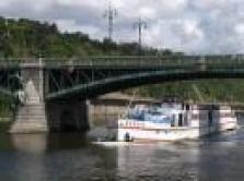 Dvouhodinová plavba po Vltavě